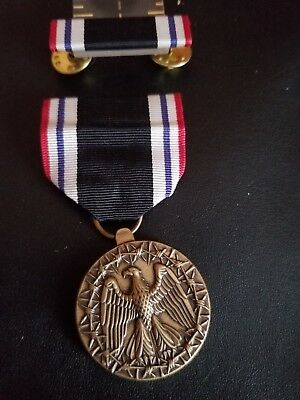 WW2 Prisoner of War Medal W/ RIBBON $12.50  SIMI RARE