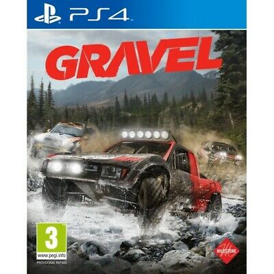 Gravel PS4 Game | PlayStation 4 - New Game