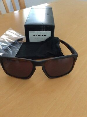 7cd445cc3f New OAKLEY Sliver Sunglasses - Matte Brown Tortoise w  Warm Grey Lens  OO9262-03