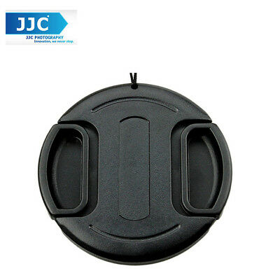 JJC 58mm Front Lens Cap Snap-on Cover camera for Nikon Canon Sony lens LC-58