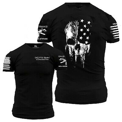 REAPER 5.56, Enlisted Ranks t-shirt, by the #1 seller of Grunt Style on eBay