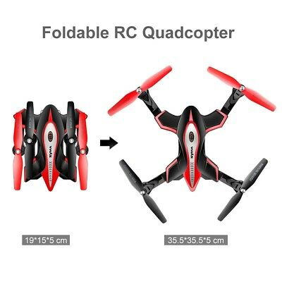 Syma X56W Pocket Drone 6-Axis RC Quadcopter with WiFi HD Camera FPV Real-Time