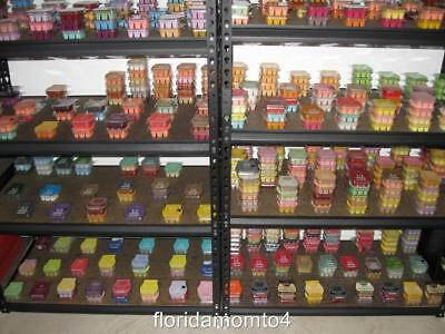 NEW SCENTSY CURRENT WAX BARS (Huge Variety) FREE & FAST SHIPPING w/Bonus Samples