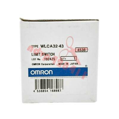 Omron Limit switch WLCA32-43 new in box
