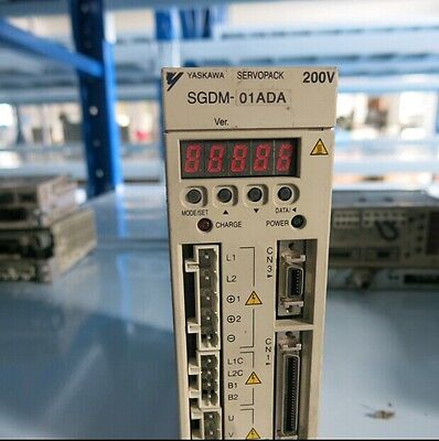 1PCS Used Yaskawa SGDM-01ADA Servo Drives Tested
