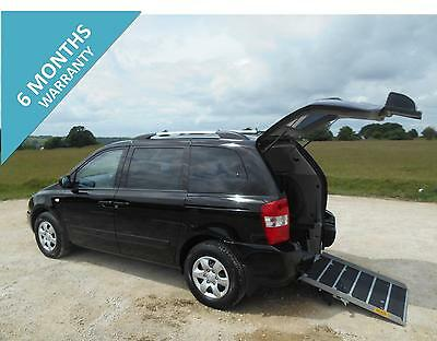 2010 Kia Sedona Crdi Gs 5 Door  5 Seat   Wheelchair Accessible Disabled Car