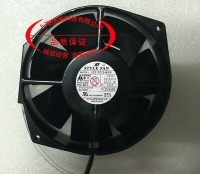 Original STYLEFAN UZS15D22-MGW Fan 220VAC 50/60HZ 172*150*38mm