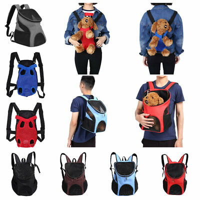 Pet Dog Cat Puppy Carrier Comfort Travel Tote Shoulder Bag Sling Backpack