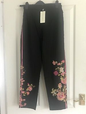 Sana Safinaz Original embroidered trousers in Medium only left.