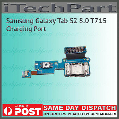 Genuine Samsung Galaxy Tab S2 8.0 SM-T715 Charging Port Dock Flex Cable Replacem