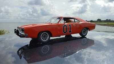 1:18 AutoWorld 1969 Dodge Charger Dukes of hazard 'General Lee'