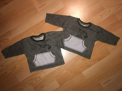 2 Pullover Ergee 68 Zwillinge
