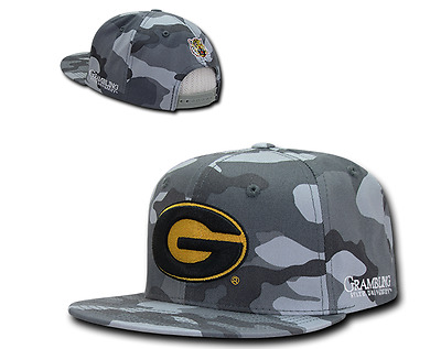 Grambling State University GSU Tigers NCAA Bucket Bonnie Sun Hat Fishing Cap