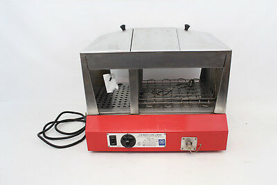 Vintage Star Commercial Grade Hot Dog & Bun Steamer Model 35S - Works!