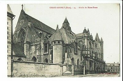 CPA - Carte postale - FRANCE -Grand Andely -Eglise Notre Dame- S1644