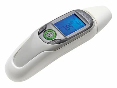 SANITAS Multifunktions Thermometer SFT 75 Ohrthermometer Stirnthermometer 6 in 1