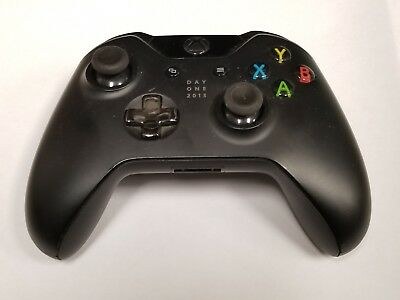 Genuine XBOX ONE XB1 DAY ONE 2013 Edition Controller Black