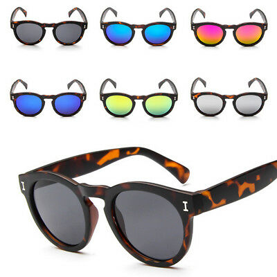 Sunglasses Kids Anti-UV Girls Color film Boys Goggles Baby Glasses Round Frame