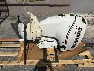 "2006 EVINRUDE ETEC 115 Hp 20"" Shaft Boat Motor Outboard Johnson E Tec 90  112 120"