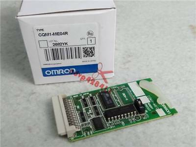 1PCS Omron Programmable Controller CQM1-ME04R CQM1ME04R New in box