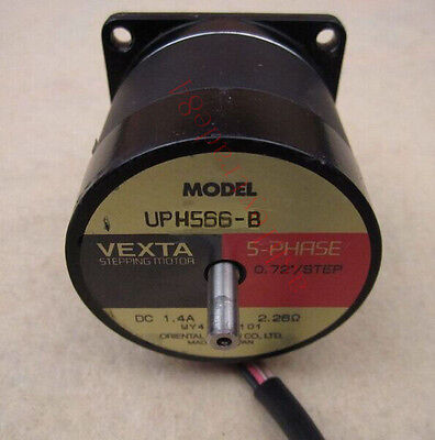 used vexta uph566-b 5-phase stepping motor tested