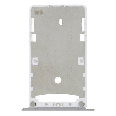 OEM Dual SIM Micro SD Card Tray Holder for Xiaomi Redmi Note 4X - 3 Colors