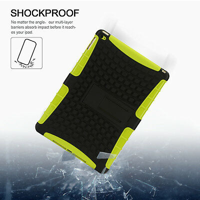 Kids Heavy Duty Shock Proof Hard Case Cover for Air 1/2 Mini 2/3 iPad 2 3 4 Lot