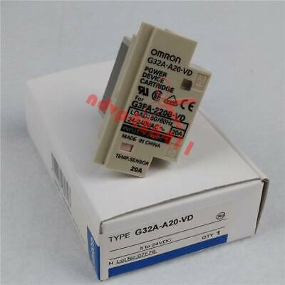 New Omron solid state relay G32A-A20-VD 5-24VDC