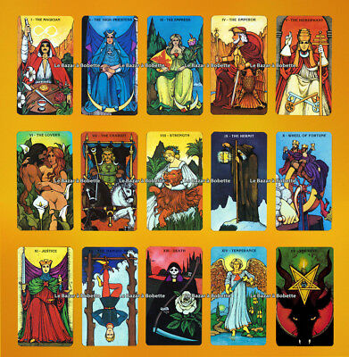 Divination - Cartomancie - Oracle - Tarot Morgan Greer Jeu De 78 Cartes