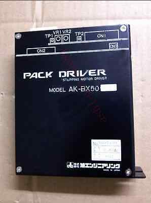 Used Pack AK-BX50 Stepping Motor Driver Tested