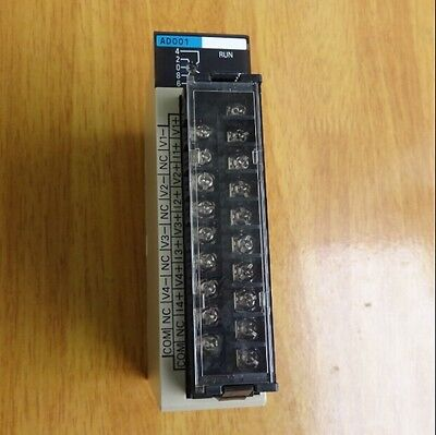 1PCS Used Omron C200H-AD001 A/D Unit Tested