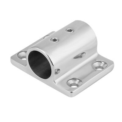 Rectangular Base Marine Stainless Steel Boat Accessories For Boat 25mm sg