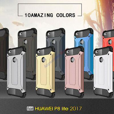Duty Armour Shockproof Case Cover For Huawei P8 P9 P10 P20 lite Pro Plus P Smart