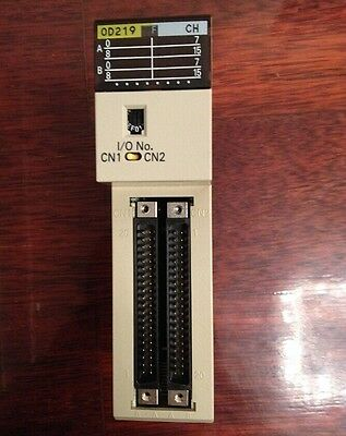 1Pcs Used OMRON C200H-ID219 OUTPUT UNIT Tested