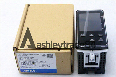 1PCS  New Omron Temperature Controller E5EC-QR2ASM-820 100-240VAC
