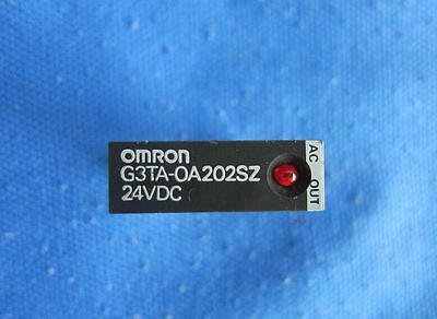 1PC New Omron Solid State Relay G3TA-OA202SZ 24VDC
