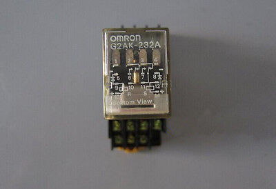 1PC New Omron G2AK-232A 24VDC Latching Relay