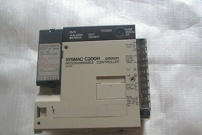 1PCS Used OMRON C200H-CPU02 CPU Unit Tested