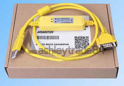 OMRON Replacement PLC CABLE CS1W-CIF31 USB RS232