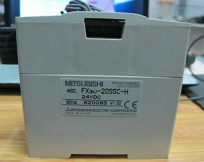 USED MITSUBISHI Positioning Module FX3U-20SSC-H tested