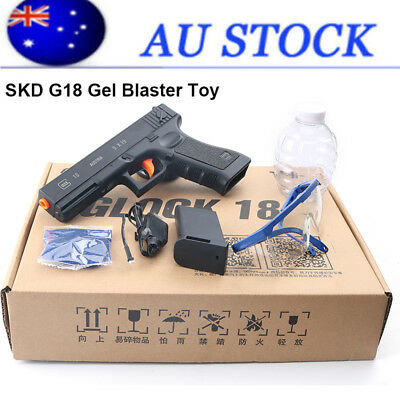 1Pc New Practice Gel Ball Blaster Shooting Water Gun Toy for Bachelor Party Gift