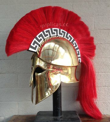 Medieval Ancient Costume Armour Roman Greek Corinthian Helmet war costum TK367