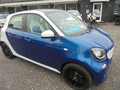 2015 Smart Forfour 0.9 Proxy (s/s) 5dr