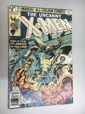 Marvel Comics: The X-Men Vol 1  #129 (1980) - USED - Bagged and Boarded