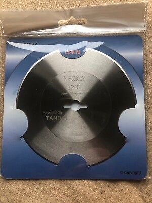 kebab Slicer Blade 120 mm In 440 For Tandir