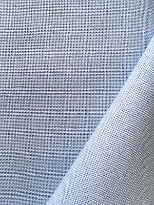 Pale Blue  32 count Zweigart Murano evenweave fabric 50 x 70 cm