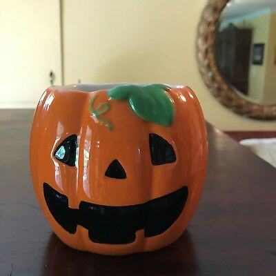 Bath and Body Works Halloween Pumpkin Soap Holder