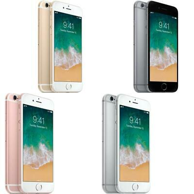 Apple iPhone 6S - 16GB | 64GB | 128GB - Factory GSM Unlocked; AT&T / T-Mobile