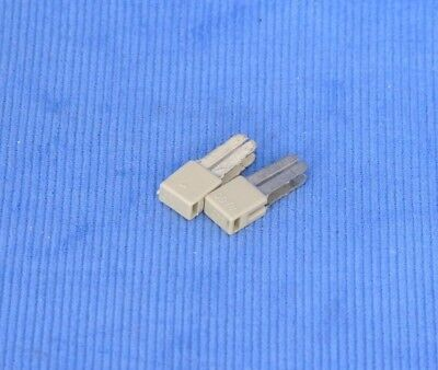 Wago 280-402 Adjacent jumper (Lot of 2)