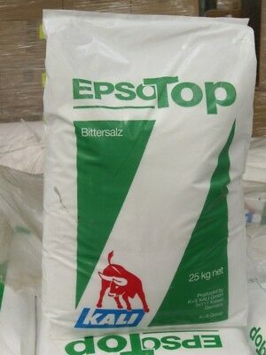 Epsom Salts For Gardeners - Organic Magnesium Sulphate - Choose Pack Size